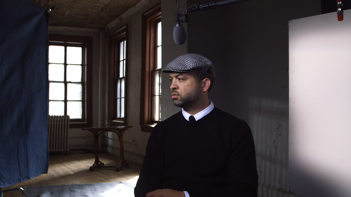 Pianist Jason Moran, explorer of loft recordings of Monk.