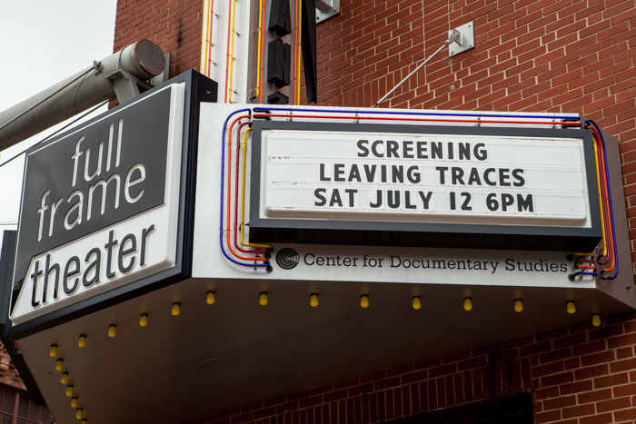 """Leaving Traces"" to Premiere at Full Frame Theater"