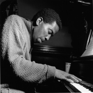 Sonny Clark, ca. 1961. Photograph by Francis Wolff. (c) Mosaic Images (www.mosaicrecords.com)