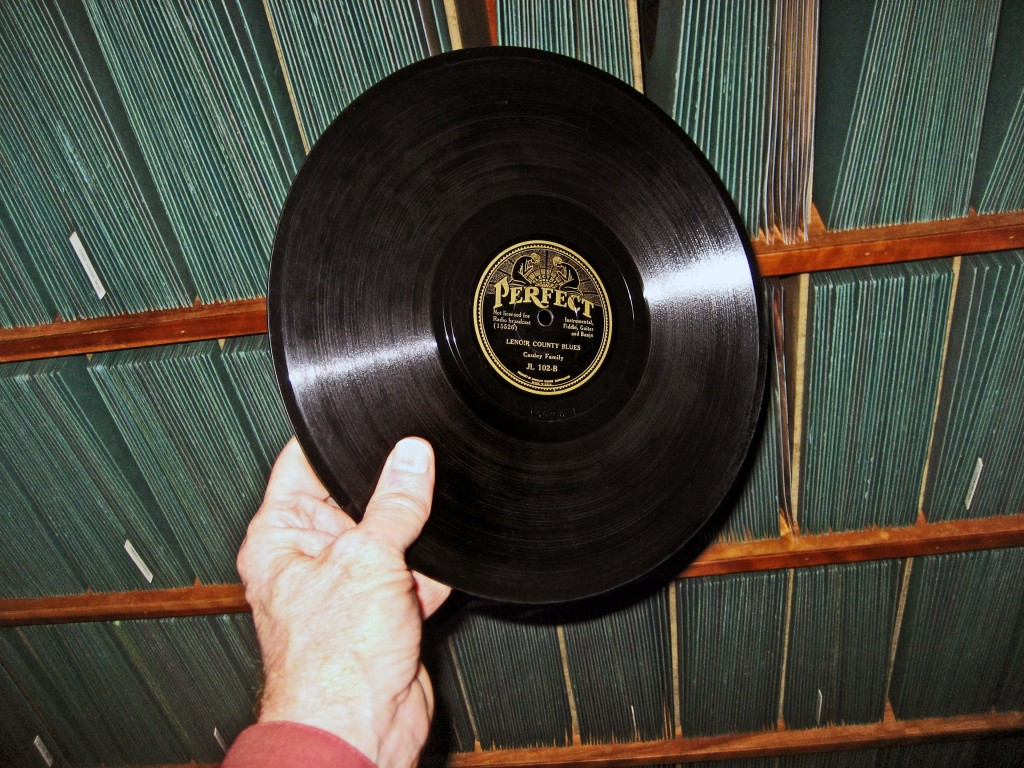 """Don't Call it Vinyl"" – An Evening of 78's with Marshall Wyatt"